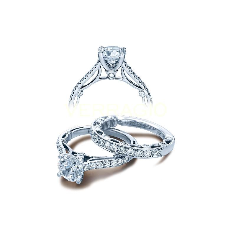 Verragio Diamond Engagement Ring