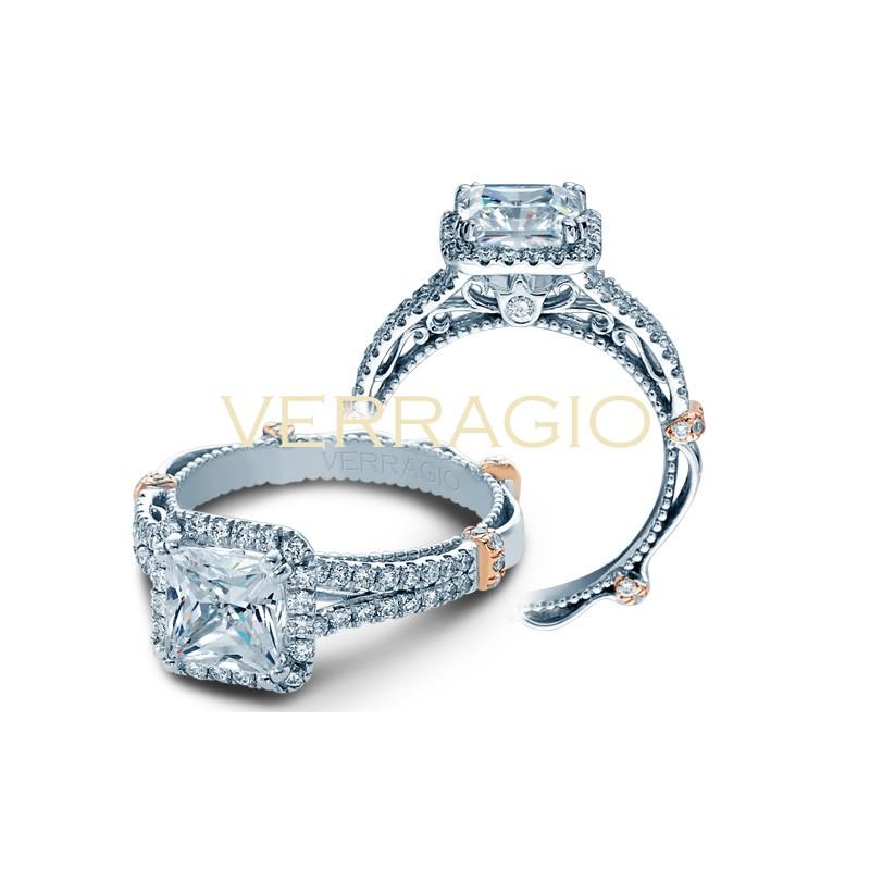 Verragio Parisian Collection Engagement Ring DL-107P-GL