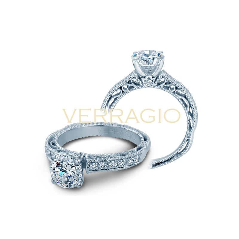 Verragio Venetian Collection Engagement Ring AFN-5001R-3