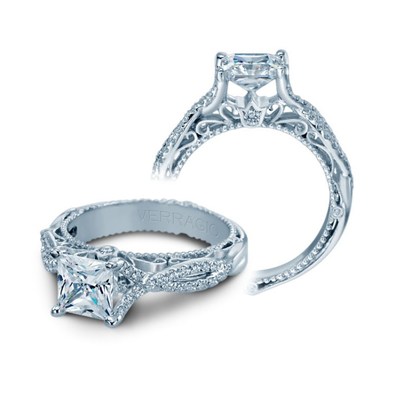 ring shank quarter platinum pl engagement halo split rings diamond three