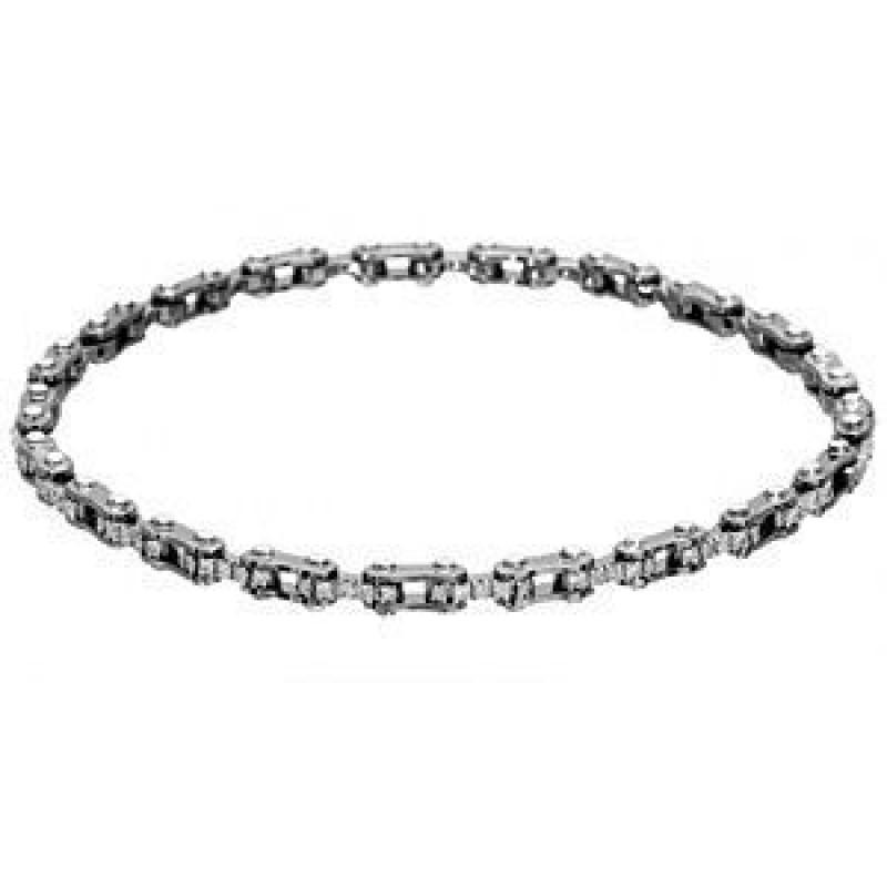 Gorgeous Zeghani Diamond Bracelet