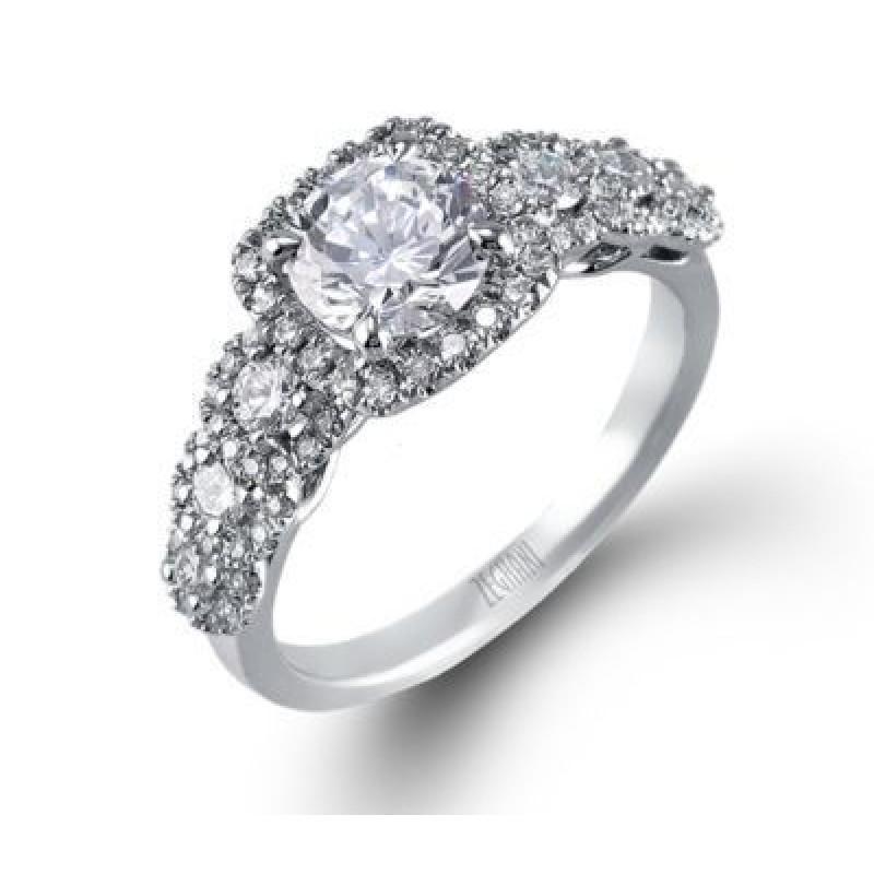 Mesmerizing Zeghani Engagement Ring