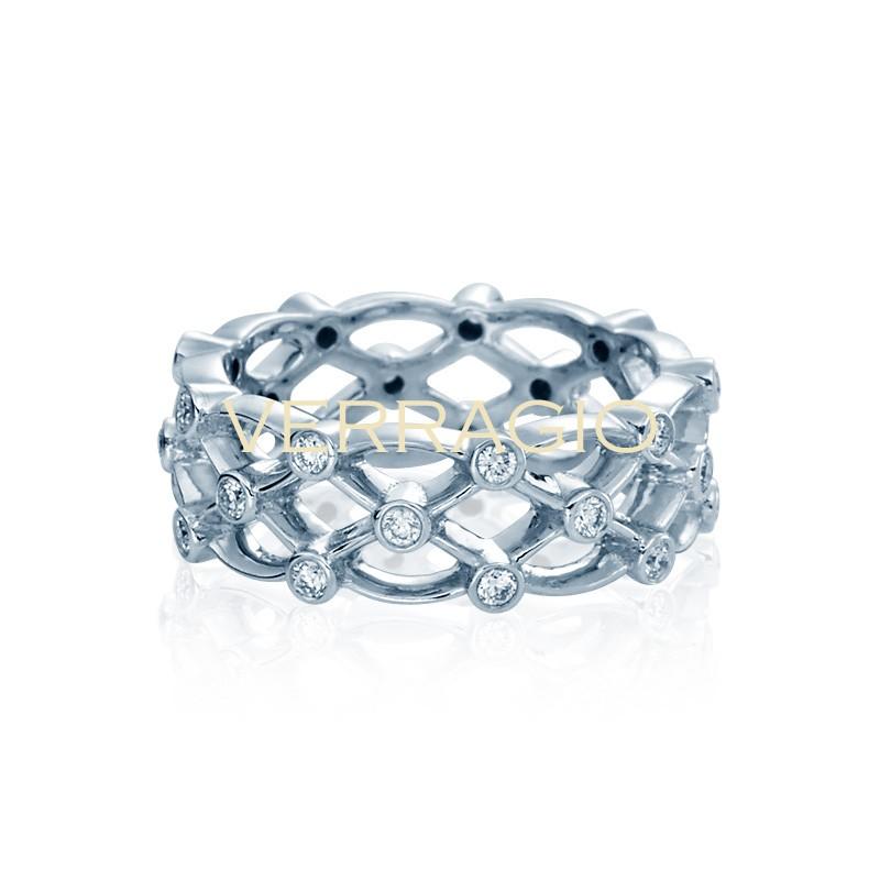 Verragio Eterna Collection Diamond Eternity Band WED-4025-Gold