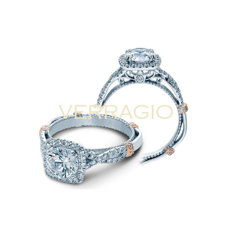 Verragio Parisian Collection Engagement Ring DL-106CU-GL