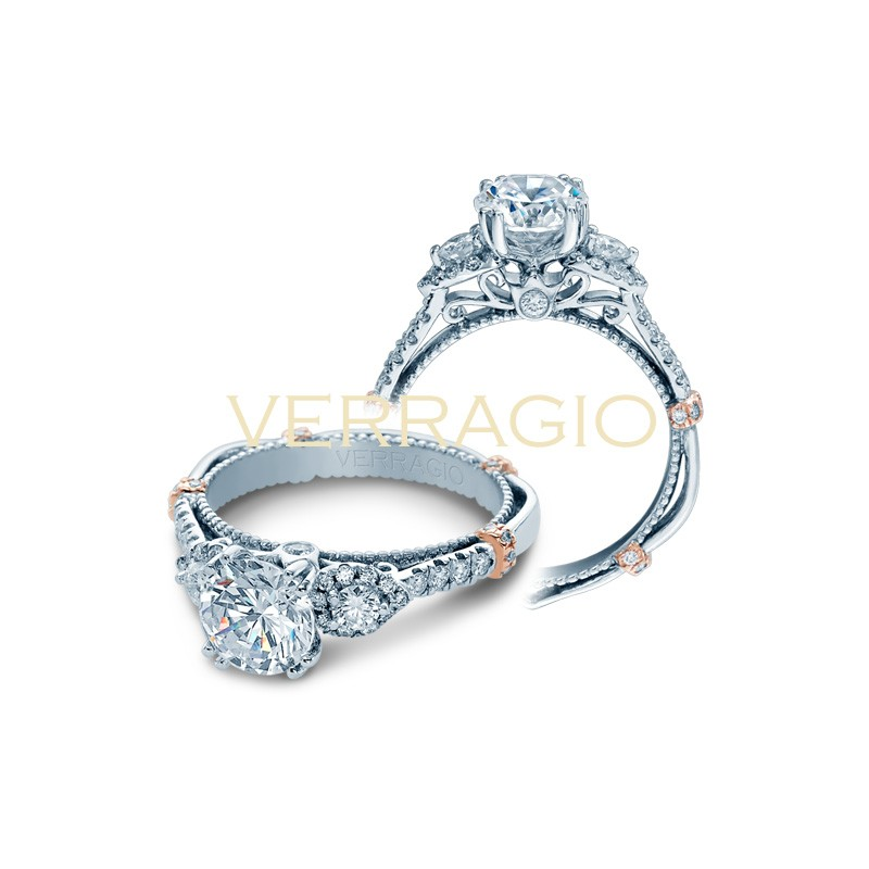 Verragio Parisian Collection Engagement Ring DL-128-GL