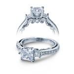 Verragio 3-Stone Diamond Engagement Ring
