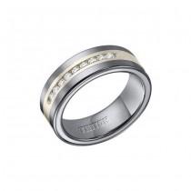 Triton 8mm Tungsten Carbide Comfort Fit Band 21-2216