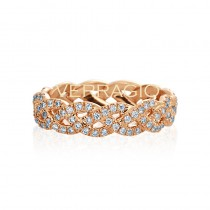 Verragio Eterna Collection Diamond Eternity Band WED-4023-GOLD