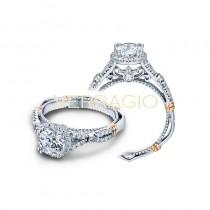 Verragio Parisian Collection Engagement Ring D-109R-GOLD