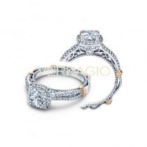 Verragio Parisian Collection Engagement Ring D-110CU-GOLD