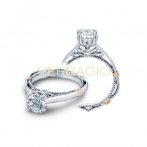 Verragio Parisian Collection Engagement Ring D-120-GOLD
