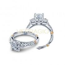 Verragio Parisian Collection Engagement Ring D-124R-GOLD