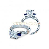Verragio Parisian Collection Engagement Ring CL-DL-124P