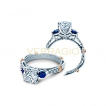 Verragio Parisian Collection Engagement Ring CL-DL-124R