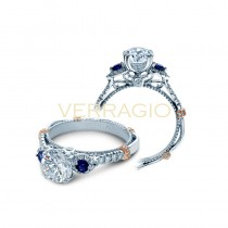 Verragio Parisian Collection Engagement Ring CL-DL-128