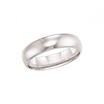 Triton Domed Rose Tungsten Carbide Comfort Fit Band 11-01-2134