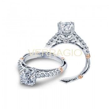 Verragio Parisian Collection Engagement Ring D-103M-GOLD
