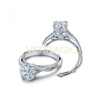 Verragio Parisian Collection Engagement Ring D-105-GOLD