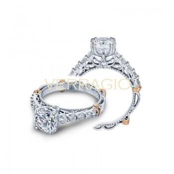 Verragio Parisian Collection Engagement Ring D-116-GOLD
