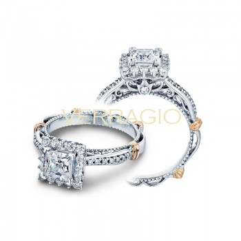 Verragio Parisian Collection Engagement Ring D-119P-GOLD