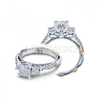Verragio Parisian Collection Engagement Ring D-124P-GOLD