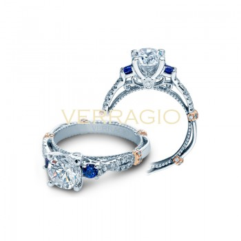 Verragio Parisian Collection Engagement Ring CL-DL-129R