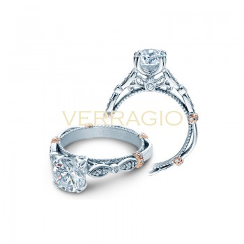 Verragio Parisian Collection Engagement Ring DL-100-GL