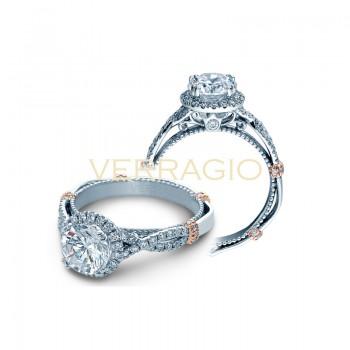 Verragio Parisian Collection Engagement Ring DL-106R-GL