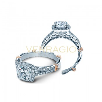 Verragio Parisian Collection Engagement Ring DL-107CU-GL