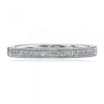Christopher Designs Round Cut Band
