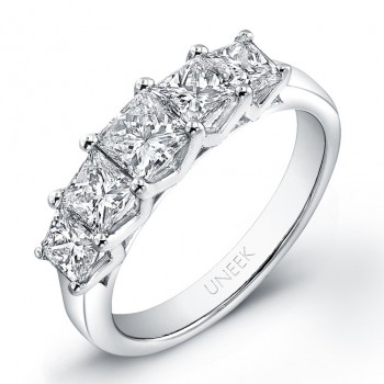 Platinum Diamond Wedding Band LVB107