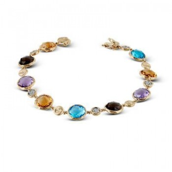 14K Yellow Gold Zeghani Bracelet