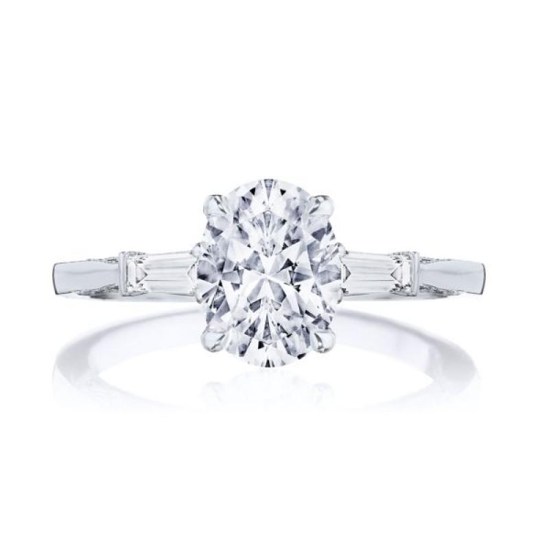 Simply Tacori Engagement Ring 2669OV85X65