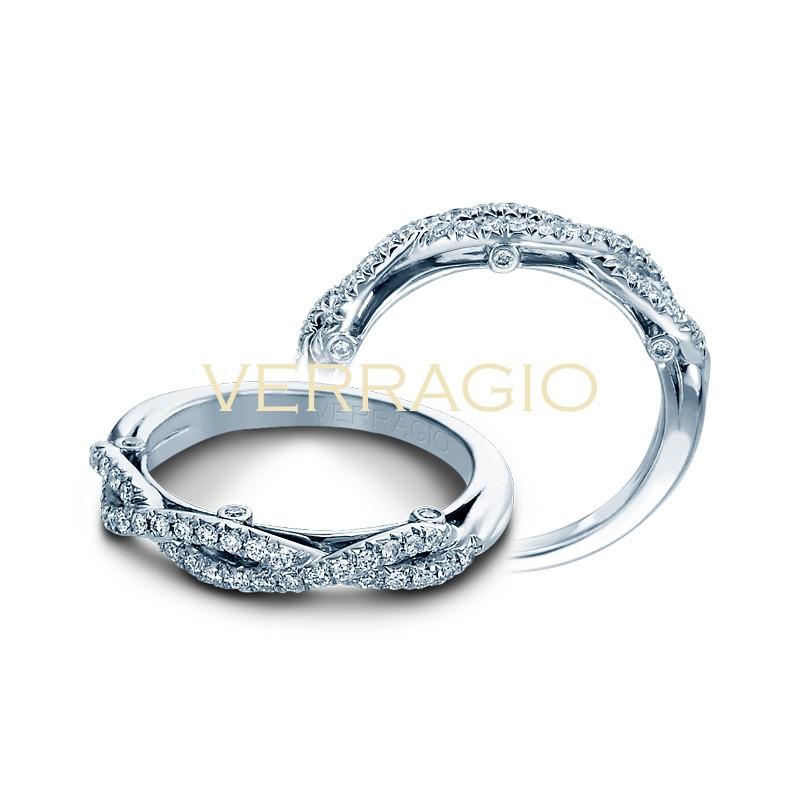 Verragio Insignia Collection Diamond Weding Band INS-7050W