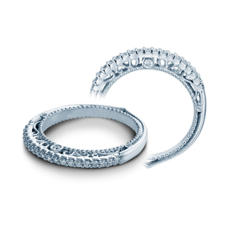Verragio AFN-5022W Wedding Ring
