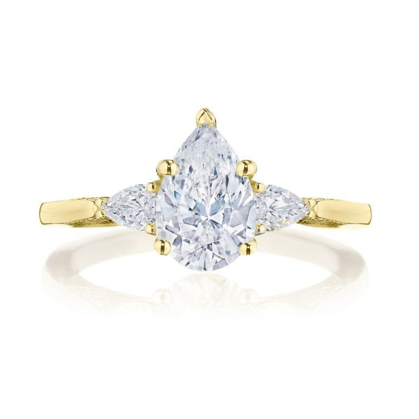 Simply Tacori Engagement Ring 2668PS9X6Y