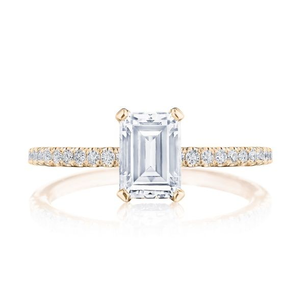 Simply Tacori Engagement Ring 267015EC7X5PK