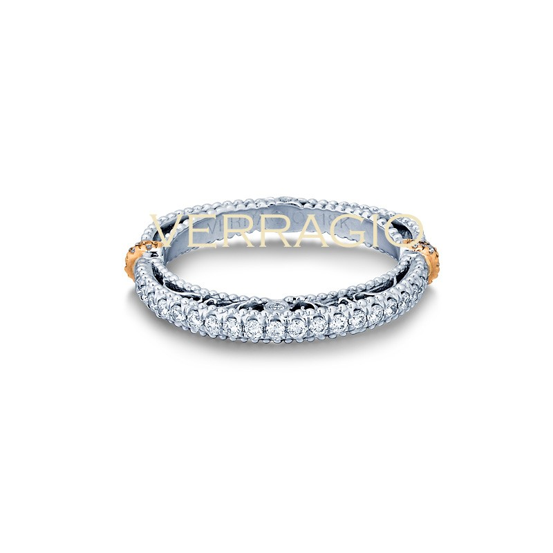 Verragio Venetian Collection Wedding Ring AFN-5036W-3