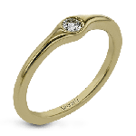 18k Gold Yellow LR1193-Y Right Hand Ring