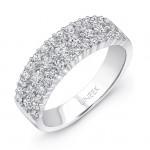 Uneek Round Diamond Band LVBW7100