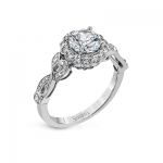 TR699 ENGAGEMENT RING