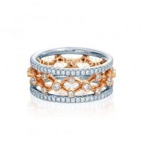 Verragio Eterna Collection Diamond Eternity Band WED-4024WWW-GL