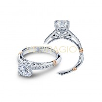 Verragio Parisian Collection Engagement Ring D-101S-GOLD