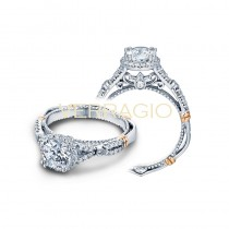 Verragio Parisian Collection Engagement Ring D-109R-GOLD