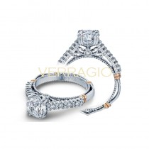 Verragio Parisian Collection Engagement Ring D-113-GOLD