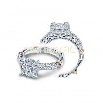 Verragio Parisian Collection Engagement Ring D-121R-GOLD