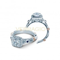 Verragio Parisian Collection Engagement Ring CL-DL-109CU