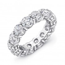 Uneek Platinum Diamond Eternity Band - ETRB400
