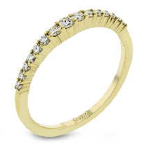 18k Gold Yellow LR1163-Y Right Hand Ring
