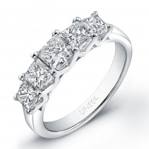 Platinum Diamond Wedding Band LVB107